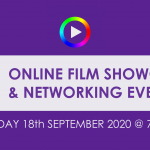 Online Film Showcase & Networking Event
